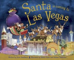Santa Is Coming to Las Vegas (PagePerfect NOOK Book)