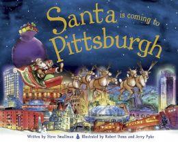 http://www.amazon.com/Santa-Coming-Pittsburgh-Steve-Smallman/dp/1402289820/ref=lh_ni_t?ie=UTF8&psc=1&smid=ATVPDKIKX0DER