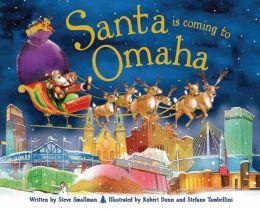 Santa Is Coming to Omaha