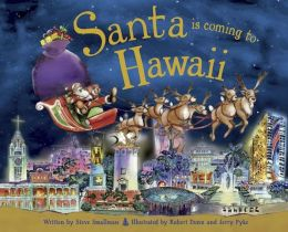 Santa Is Coming to Hawaii (PagePerfect NOOK Book)