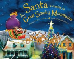 Santa Is Coming to the Great Smoky Mountains