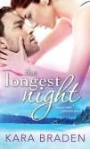 Book Cover Image. Title: The Longest Night, Author: Kara Braden