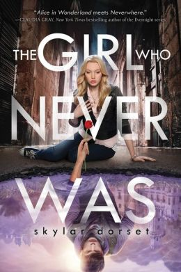 The Girl Who Never Was (Otherworld Series #1)