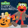 Book Cover Image. Title: Happy Halloween!, Author: Sesame Workshop