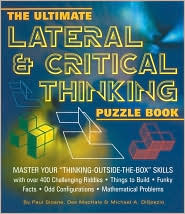 The Ultimate Lateral & Critical Thinking Puzzle Book: Master Your