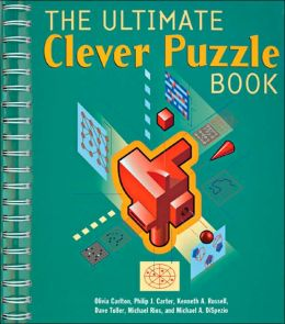 The Ultimate Clever Puzzle Book