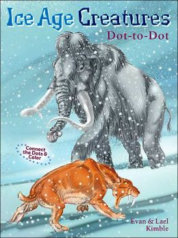 Ice Age Creatures Dot-to-Dot