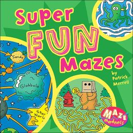 Super Fun Mazes (Maze Madness)