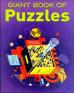 Giant Book of Puzzles