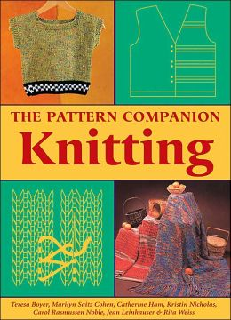Knitting (Pattern Companion Series)