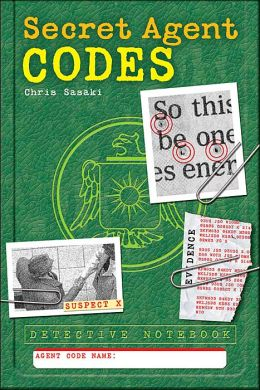 Detective Notebook: Secret Agent Codes