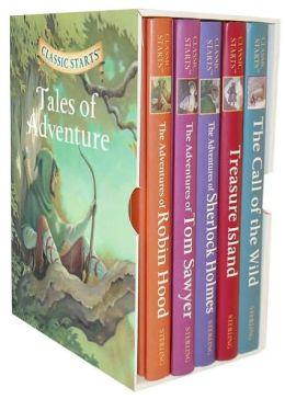 Classic Starts Box Set: Tales of Adventures