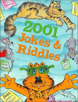 2,001 Jokes & Riddles