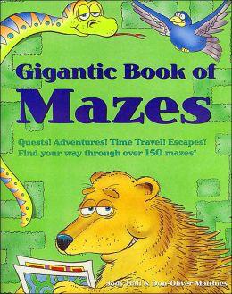 Gigantic Book of Mazes