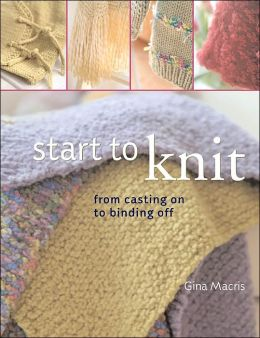 Start to Knit: From Casting On to Binding Off