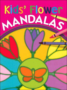 Kids' Flower Mandalas