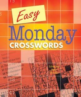 Easy Monday Crosswords