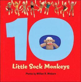 10 Little Sock Monkeys