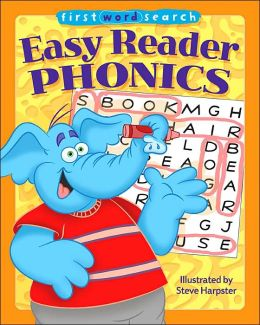 First Word Search: Easy Reader Phonics