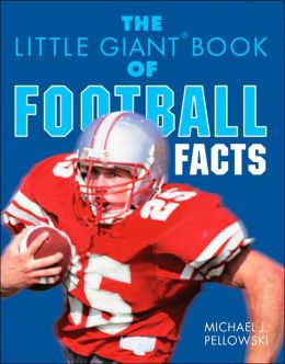 The Little Giant Book of Football Facts