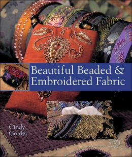 Beautiful Beaded & Embroidered Fabric