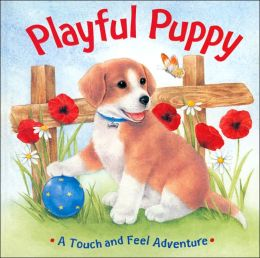 Playful Puppy: A Touch and Feel Adventure