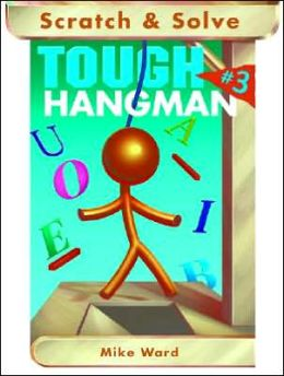 Scratch & Solve Tough Hangman #3