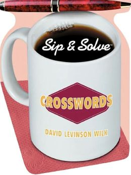 Sip & Solve: Crosswords