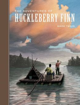 The Adventures of Huckleberry Finn (Sterling Unabridged Classics Series)