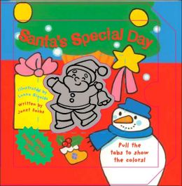 A Mini Magic Color Book: Santa's Special Day
