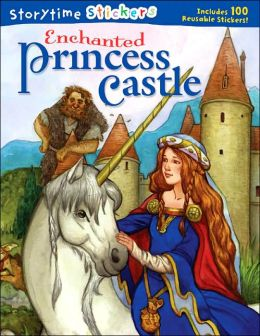 Storytime Stickers: Enchanted Princess Castle