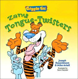 Giggle Fit: Zany Tongue-Twisters