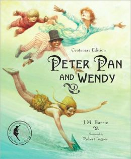 Peter Pan and Wendy: Centenary Edition (Sterling Illustrated Classics Series)