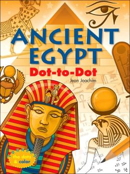 Ancient Egypt Dot-to-Dot