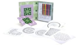 Mandalas for Meditation: Book & Kit