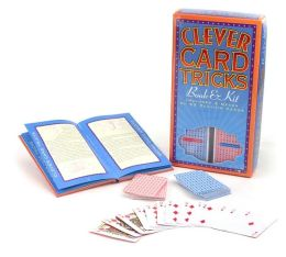 Clever Card Tricks Book and Kit