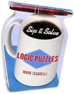 Sip & Solve: Logic Puzzles