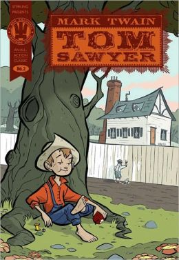 All-Action Classics No. 2: Tom Sawyer