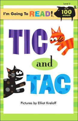 Tic and Tac (I'm Going to Read Series: Level 2)