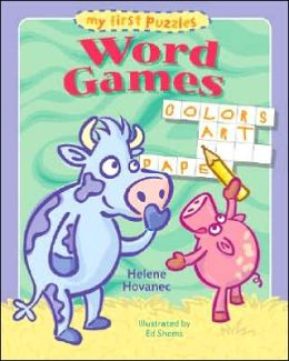 My First Puzzles: Word Games