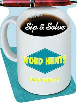 Sip & Solve: Word Hunts