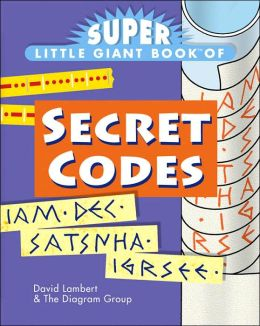 Super Little Giant Book of Secret Codes