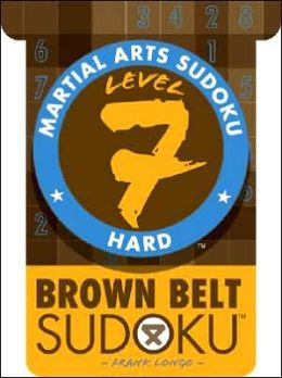 Martial Arts Sudoku Level 7: Brown Belt Sudoku