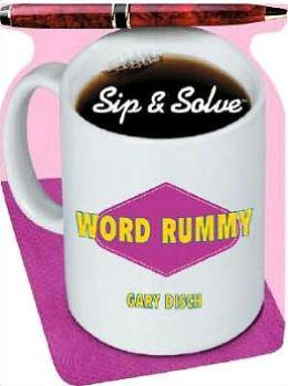 Sip & Solve: Word Rummy