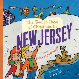The Twelve Days of Christmas in New Jersey