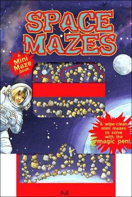 Mini Magic Mazes: Space Mazes