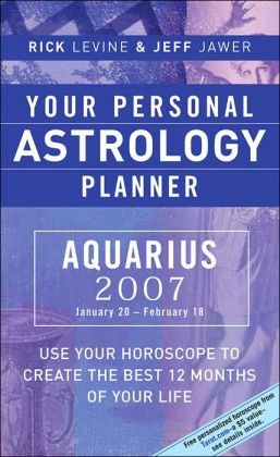 Your Personal Astrology Planner Aquarius