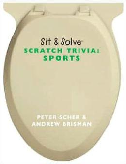 Sit & Solve Scratch Trivia: Sports