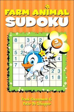 Farm Animal Sudoku