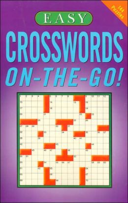 Easy Crosswords ON-THE-GO!